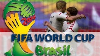 2014 FIFA World Cup!  KYR SP33DY vs SideArms!