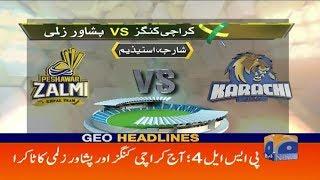 Geo Headlines - 08 AM - 21 February 2019