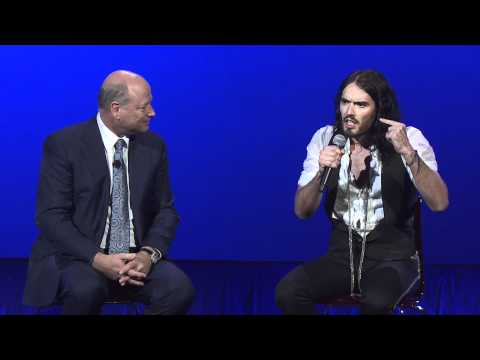 Russell Brand Interviews Quantum Physicist Dr. John Hagelin (Part 13)
