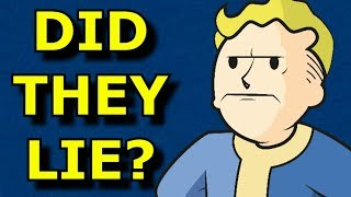 Did Bethesda LIE About Fallout 76? - Crossplay/Microtransaction Rant