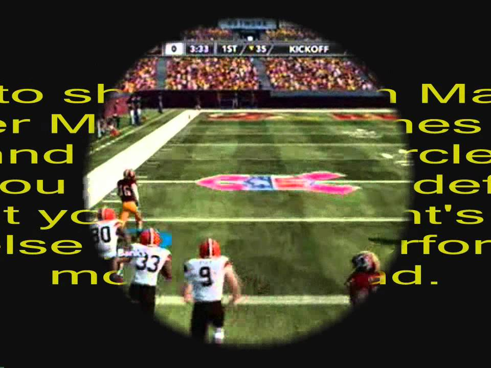 How To Showboat In Madden 15 Xbox 360