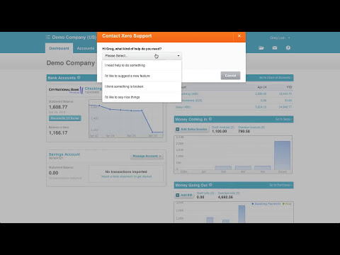 Xero Accounting Software Review - Part 1