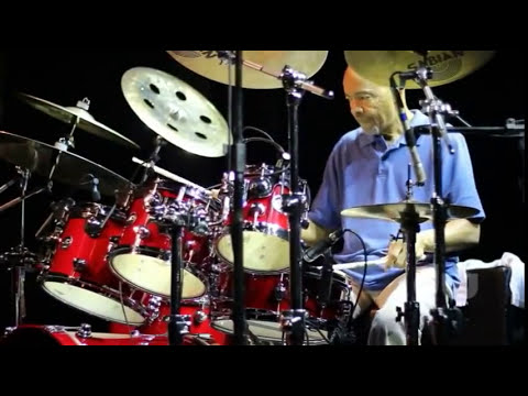 Chester Thompson Drum Solo