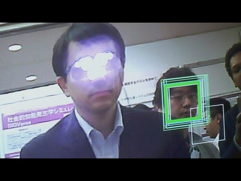 Privacy visor glasses jam facial recognition systems to protect your privacy #DigInfo