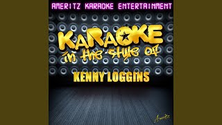 Danger Zone Karaoke Version