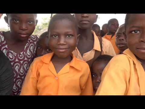 Building Schools for Pencils of Promise in Ghana