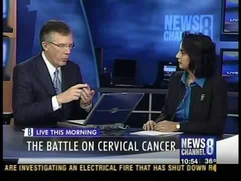 Dr. Anu Gupta talks about cervical cancer and successful screening.wmv