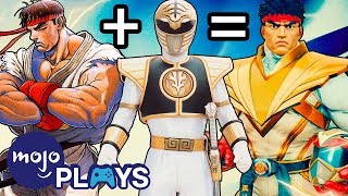 10 Weird WTF Video Game Crossovers