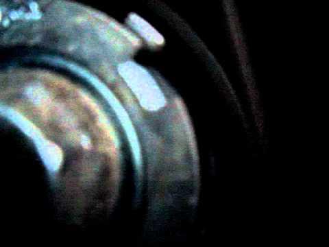 Ремонт натяжного ролика видео