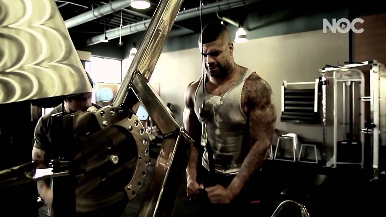 Shawne Merriman Workout Motivation Shawne Merriman