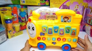 Music Choo Choo Train - Sound Toy for Kids