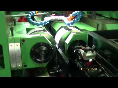 Unify thread rolling (Kim Union) - UM 50A + box type loading system