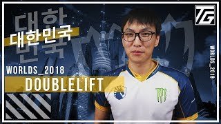 Doublelift real talks with Travis about the end of Liquid's Worlds run