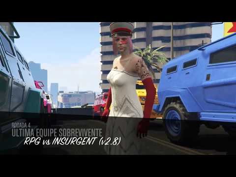 GTA V RPG vs Insurgent (PIMP) #229