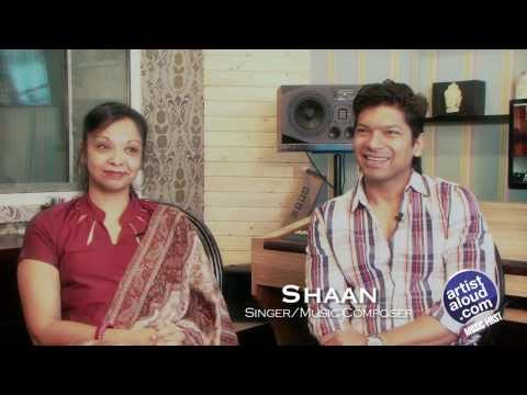 Varsha - Hairaan Interview Feat. Shaan