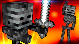 Everything You Need To Know About WITHER SKELETONS In Minecraft!