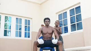 Nairamarley × lil kesh - ROYAL RUMBLE (dance cover) @iamdubson