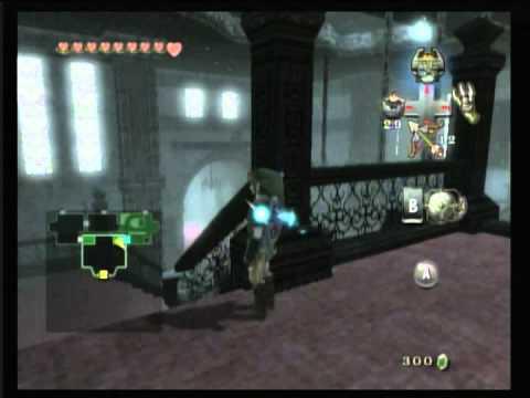 Zelda Twilight Piincess Wiiu Online Video 1 Gameplay - Wiiu Noticias