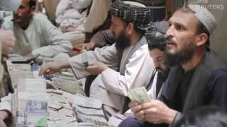 An inside look at the Talibans bankers: Reuters Investigates