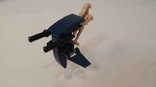 How-To Build: LEGO Star Wars STAP