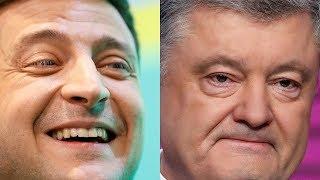 Ukraine's president concedes election to comedian Zelenskiy
