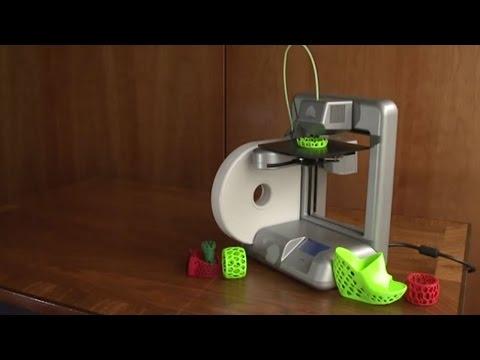 3D printing 'bigger than internet'