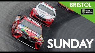 Monster Energy NASCAR Cup Series- Full Race -Food City 500 - Sunday