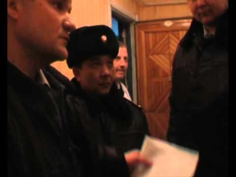 Незаконное проникновение в квартиру г. Костанай