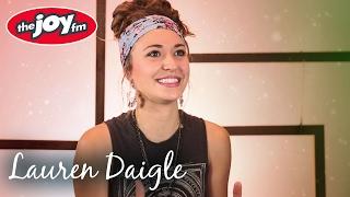 Download Lagu Lauren Daigle on Her Favorite Gift   More Than Music Gratis STAFABAND