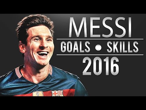 Lionel Messi - Amazing Dribblings & Goals | 2016 | HD