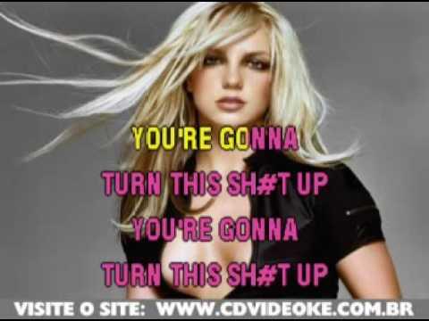 Britney Spears & Will I Am   Scream & Shout
