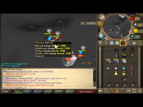 Splashy | PK/Hybrid Vid #3 | High DDS, AGS, Dbow Hits | Rushes | Fatality 614 [Watch in HD]