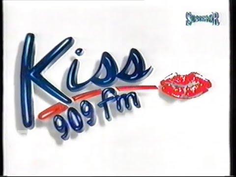 Kiss Fm 909 & MTV party 1994 (Athens, Greece)