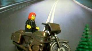 Speedball the Wild Motorcyclist ( sang by  Ray Stevens )