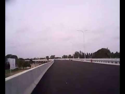 Colombo Katunayake Highway - final stage