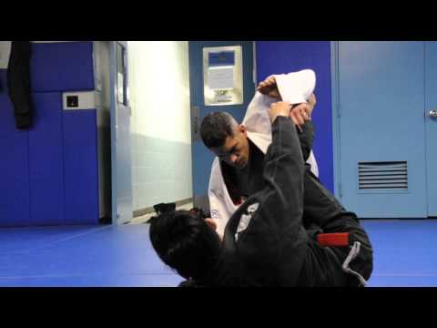 SPIDER GUARD: Sweeps 1, 2, 3 and Triangle with Kris Kim Image 1