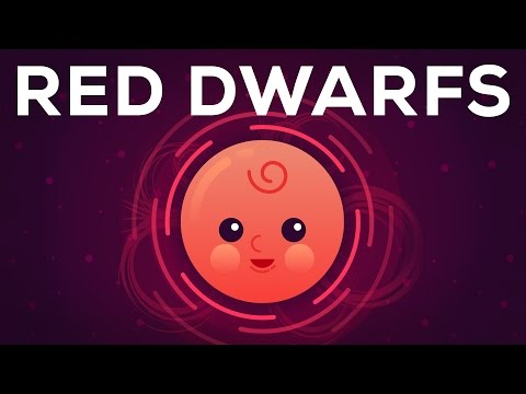 The Last Star in the Universe – Red Dwarfs Explained - In A Nutshell