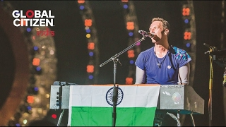 All You Missed at the 2016 Global Citizen Festival India Including Coldplay!   YouTube