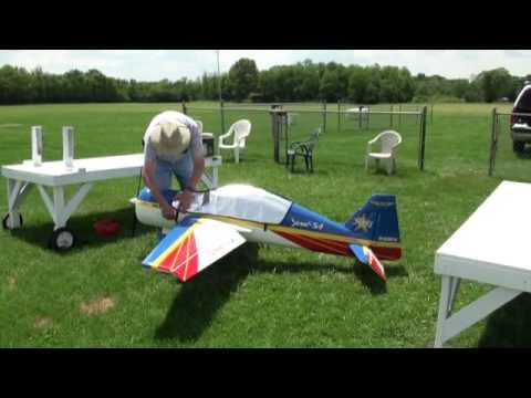 Kent and Extreme Flight YAK-54