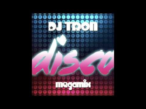 DJ Tron - Disco Megamix