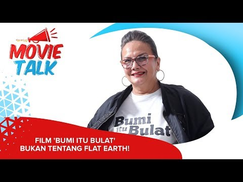 Download Film BUMI ITU BULAT - Christine Hakim #MovieTalk Mp4 baru