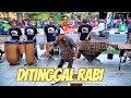 Download Lagu Ditinggal Rabi - Musiknya Mantap & Yang Joget Lucu Temon Holic Angklung Malioboro Carehal Ndx Aka