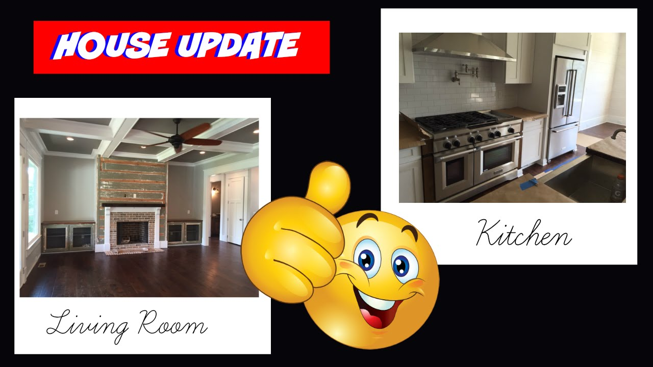 Almost Done !! House Update