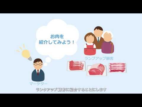 その施策が、顧客をファインに変える「優良顧客分析サービス」動画紹介