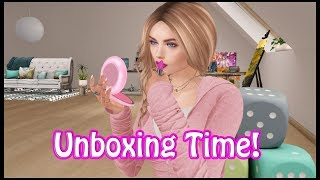 Unboxing Time! August's Powder Pack, LeLutka Edition! (Second Life)