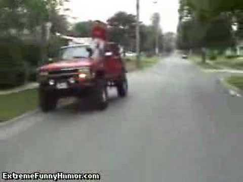 Funny Stupid Redneck Video