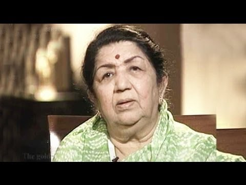 My voice is a gift of nature: Lata Mangeshkar (Aired: September...