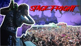 Stage Fright | Getting Over Fear of Performing | Jacky Vincent