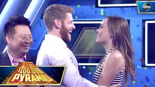 Download Song Kevin Pollak Helps Partner Win Big - $100,000 Pyramid Free StafaMp3