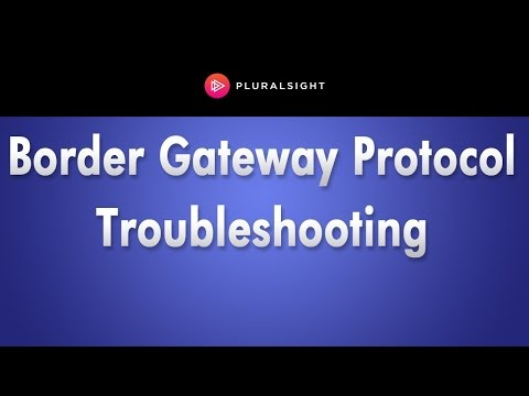 BGP Trouble Ticket: Border Gateway Protocol Lab